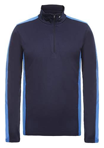 Icepeak FLEMINTON Undershirts Homme, Dark Blue, FR : M (Taille Fabricant : M)