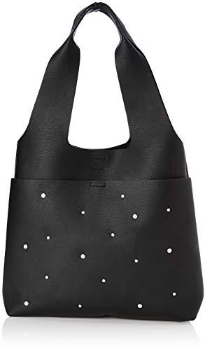 s.Oliver (Bags) Shopper - Borse a spalla Donna, Nero (Black), 8x34x35 cm (B x H T)