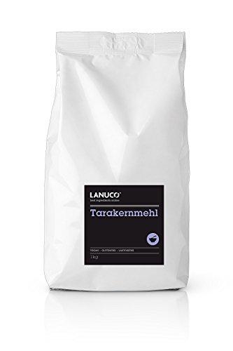 Tarakernmehl - 25 Kg natürliches Verdickungsmittel, 100% pflanzlich, aus Peru, Tara Gum E417, Pulver