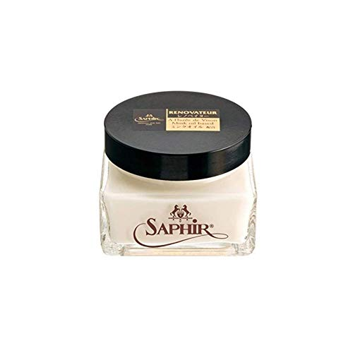 Saphir Medaille d'Or Renovator – All-Purpose Leather Shoe Cleaner & Conditioner