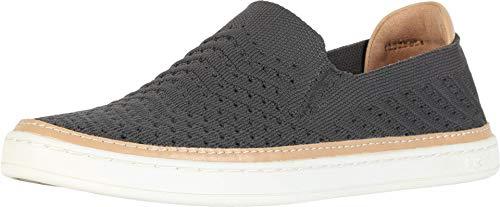 UGG Sammy Chevron Sneaker, Charcoal, Size 6