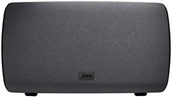 JAM Symphony WiFi Home Audio Speaker with Amazon Alexa Voice Service, Stream Music, Built-in Intercom, Sync up to 8...