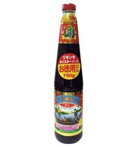 李錦記 オイスターソース 765g 1本 瓶 カキ油 中華 調味料 業務用