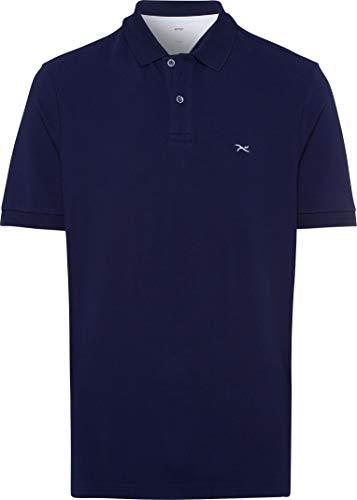 BRAX Herren Style Hi Flex Polo Uni Poloshirt, Ocean, XX-Large