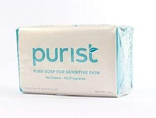 Purist Vegan Pure Soap for Sensitive Skin 2 Pack