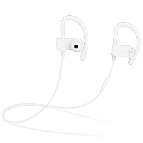 Powerbeats3 Wireless In-Ear Headphones - White (Renewed)