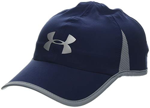 Under Armour Under Armour Herren Men's Shadow Cap 4.0 Kappe, Blau, OSFA