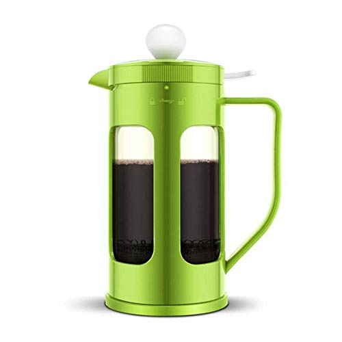 Why Should You Buy AA-fashion French Press Coffee Tea Maker,1000mL/32oz,Glass Tea Maker Press Coffee...