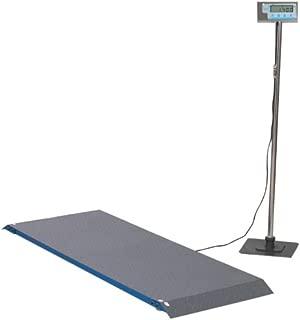 Brecknell PS1000 Floor Scale, Veterinary, 2.5