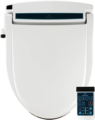 BidetMate 2000 Series Electric Bidet Heated Smart Toilet Seat with Unlimited Heated Water Wireless product image