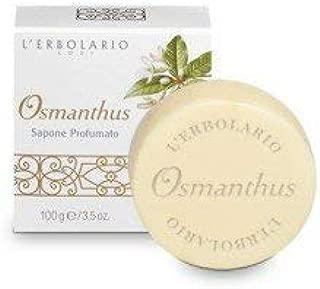 L'Erbolario Osmanthus Perfumed Soap 2x100 Grams