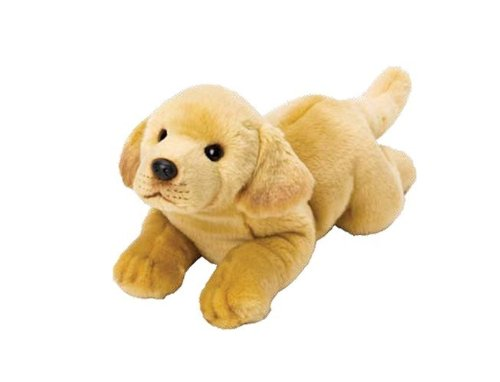 Yomiko 12059 - Suki Gifts Plüschtier Labrador Hund, 33 cm