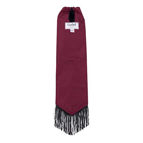 Cashel Horse Tail Bag, Burgundy