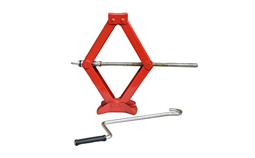 EZ Travel Collection Mini 2 Ton Scissor Jack