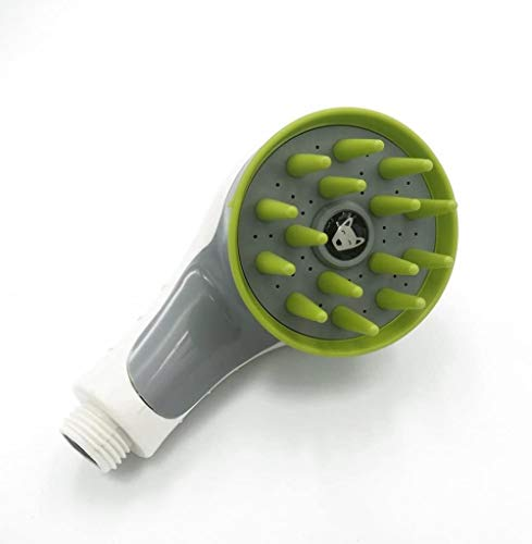 Pet borstel Kat en Hond Hair Brush Multifunctionele Massager wasmachine Beauty Borstelreiniger Green Dual Purpose