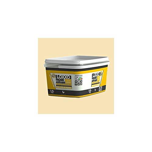 LOXXO Peinture Façade Acrylique 2,5L Ton pierre 2,5 L