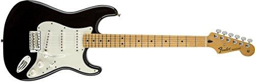 Fender Standard Stratocaster MN BLK