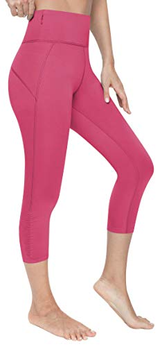 VUTRU Yoga Pants for Women - High Waisted Workout Leggings, Athletic Capris Running Tight