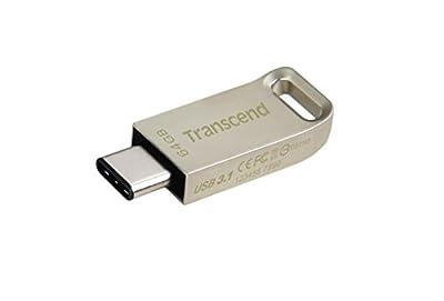 Transcend JetFlash 850 64GB Flash Drive with USB3.0 Connector