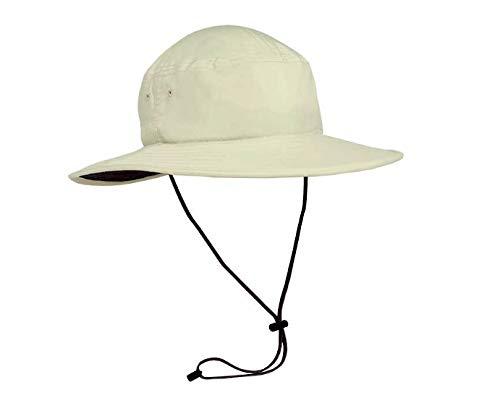 Solar Escape Boonie Sun Protection Hat [UV Explorer Boonie] (Tan - Khaki)