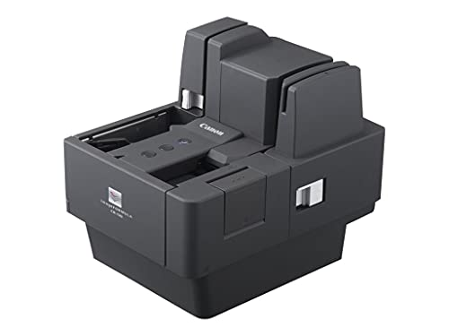 Canon CR-120 Check Scanner (Replacement for Canon CR-50 Check Scanner)