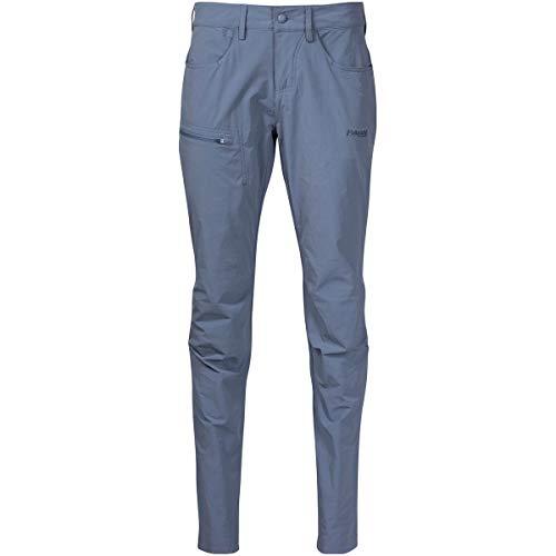 Bergans Moa Pants Femme Noir 2019 Pantalon de Sport, Bleu Fogblue-Fogblue, XS