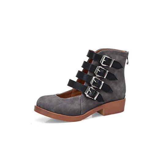 LIfav Zapatos Planos De Alto Nivel, Microfibra Antideslizante, Suave Y Confortable, Soft...