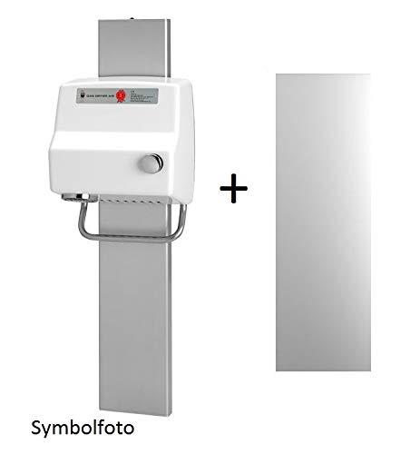 Set dan Dryer hand- of haardroger AA + hoogte-instelling rail + spiegel