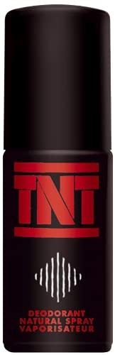 TNT® | Deodorant Natural Spray - explosiv-provokanter Duft - maskulin | 100 ml Natural Spray