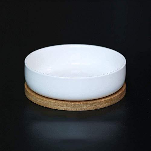 Maceta de cerámica creativa con múltiples especificaciones, para salón o mesa de salón. Macetas de oficina, plantas creativas, minimalistas. Maceta pequeña para interiores y exteriores, tamaño C6., C2