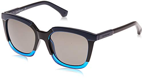 Calvin Klein 205W39nyc CKJ796S 001 54 Gafas de Sol, Black, Mujer