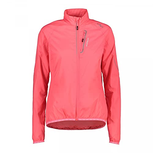 CMP Damen Woman Jacket Fahrradjacke rosa 44