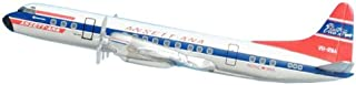 """Dragon Models Ansett-ANA L-188 Electra Prop Jet """"Royal Mail"""" (VH-RMA) Diecast Aircraft with Collectors Tin, Scale 1:400"""