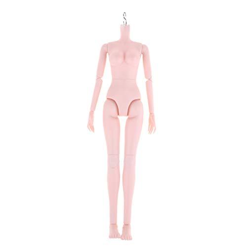F Fityle Modelo Cuerpo Desnudo de Muñecas Chicas Articuladas Escala 1/4 - #2