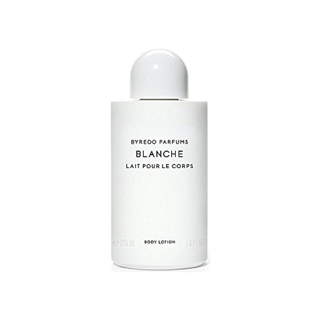 経済的有名行商人ブランシュボディローション225ミリリットル x4 - Byredo Blanche Body Lotion 225ml (Pack of 4) [並行輸入品]