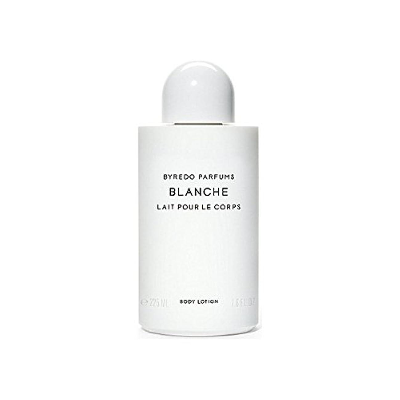 多年生混合原点Byredo Blanche Body Lotion 225ml (Pack of 6) - ブランシュボディローション225ミリリットル x6 [並行輸入品]