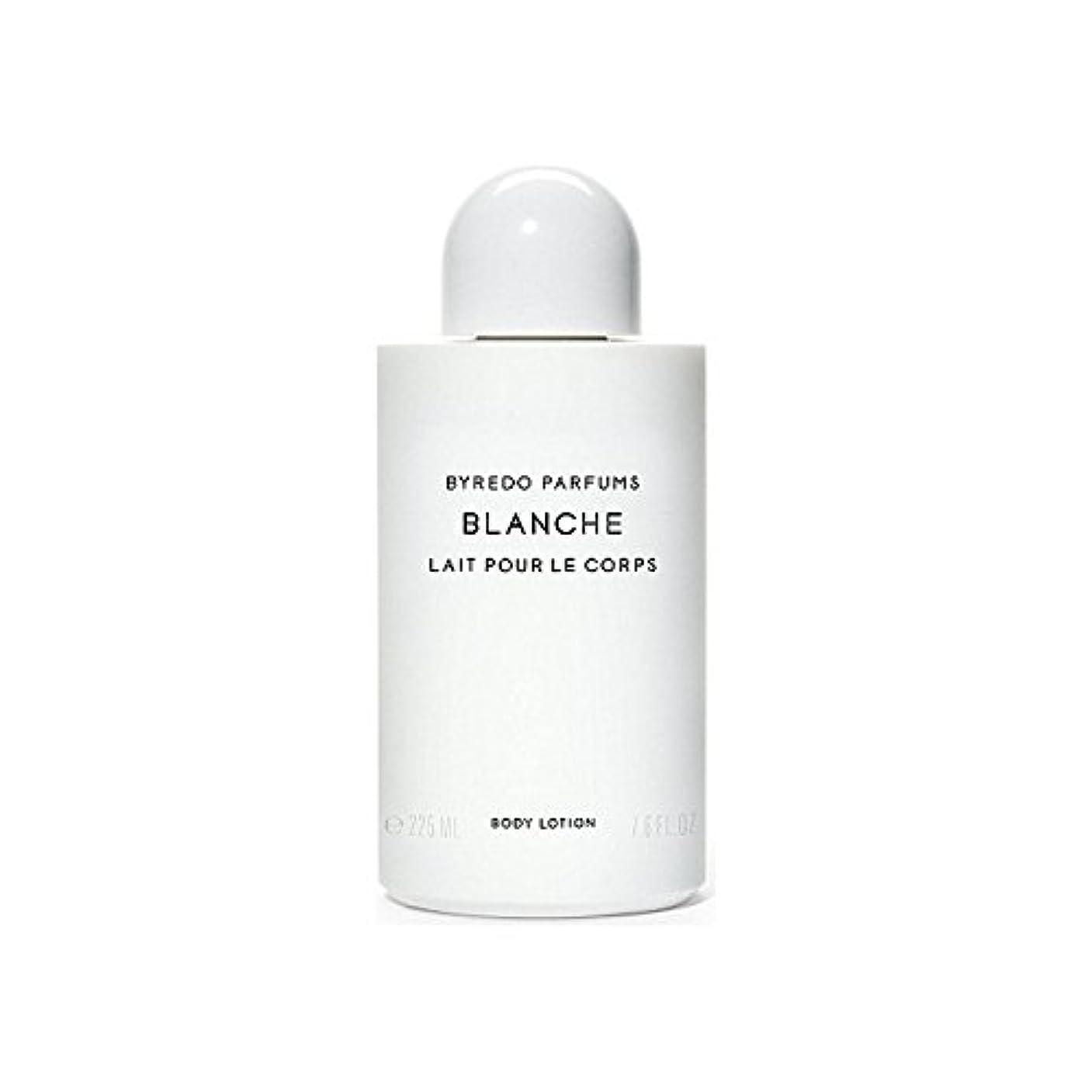健全雇う参加するByredo Blanche Body Lotion 225ml (Pack of 6) - ブランシュボディローション225ミリリットル x6 [並行輸入品]