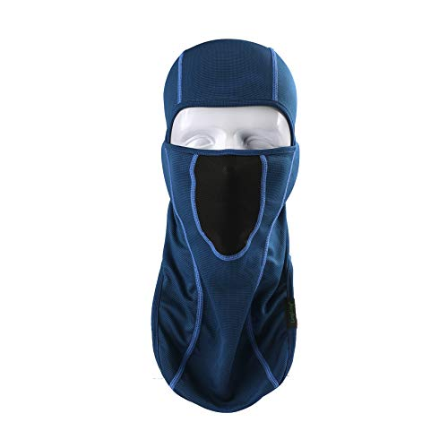 Balaclava - Sun Protection Mask Windproof, Breathable Summer Full Face Cover for Cycling, Hiking, Motorcycle