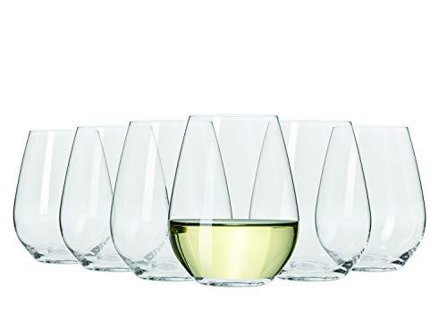 Maxwell & Williams Vino & Weißweingläser, 400 ml Gläser Weißweinglas, 6 Stück
