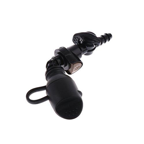 Trinkblasen Mundstück für Trinkbeutel Ersatzteil - gebogen-Stil