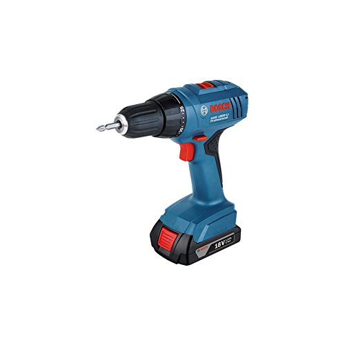Bosch Professional 06019A8305 GSR 1800-Li Trapani, 18 W, 18 V
