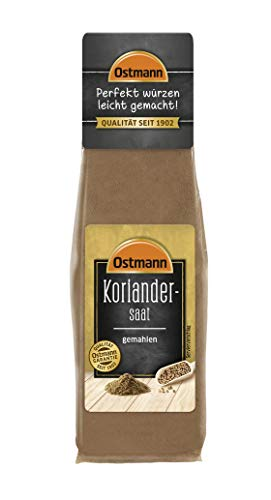 Ostmann Gewürze Koriandersaat gemahlen, 1er Pack (1 x 50 g), 805344