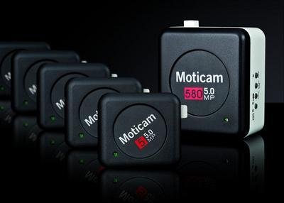 1100600100641 - Moticamï¾ 1SP Digital Microscope Camera - Moticam 1SP Digital Microscope Camera, Motic Instruments - Each