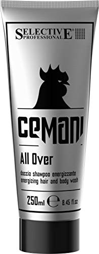 Selective Professional Cemani All Over energizing hair and body wash 250ml