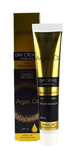 Revuele: Argan Oil Crema Facial Día