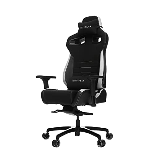 Vertagear VG-PL4500_WT Racing Series P-Line PL4500 Gaming Chair Black/White Edition