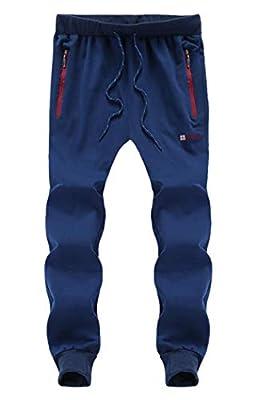 Men's Active Basic Jogger Pants 869 Navy US 40 / AS 6XL