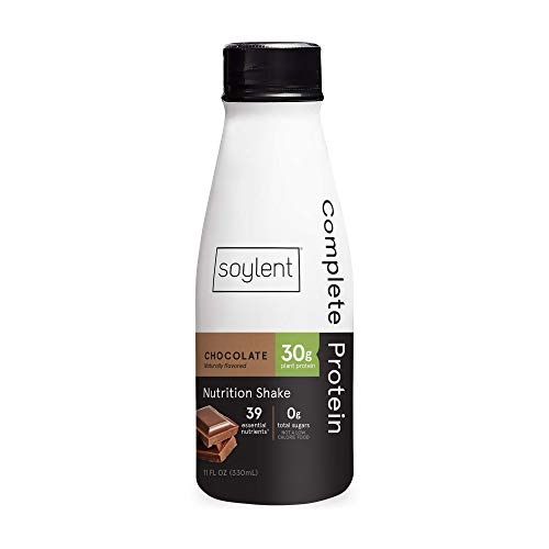 Soylent Complete Protein Shake