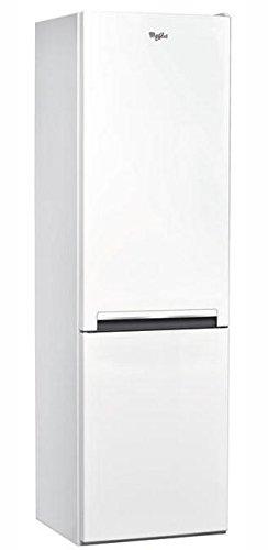 Whirlpool BSNF 8101 W Libera installazione 319L A+ Bianco frigorifero con congelatore