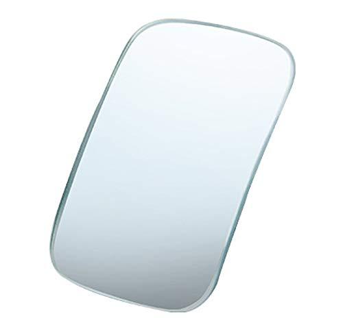 1 Paar Universele Vierkante Auto Brede Hoek Convex Achteruitkijkspiegel Blind Spot Spiegels met Tape voor alle Voertuigen Auto Kleur: wit